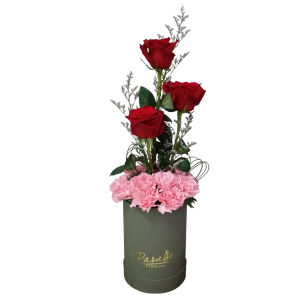 Boxed flowers Box arrangement ecuador roses and carnations. Free delivery Manila. Guaranteed fresh on delivery. Flower delivery Manila, Flower delivery Quezon City, Flower delivery Pasig, Flower delivery Paranaque, Flower Delivery Makati, Flower delivery Philippines. Flower Shop Manila.