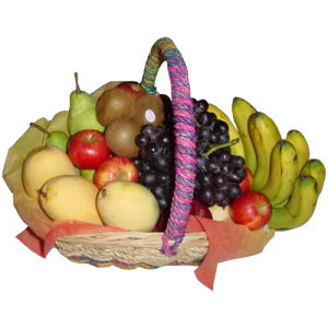 Basket of fresh fruits Best Mother's day gift Same day delivery Metro Manila by Philippine florist.