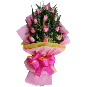 Bouquet Ecuador roses by best online flower shop florist. We deliver to Manila, Quezon City, Fort Bonifacio, Paranaque & Alabang