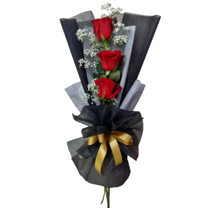 Bouquet roses by reliable online florist. Flower delivery to Bonifacio Global City, Makati, Quezon City, Caloocan