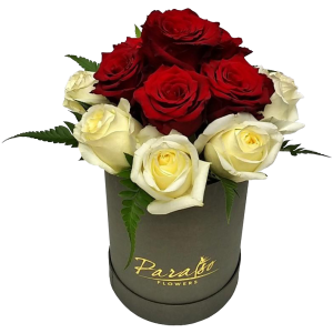 Romantic Valentine's day gift of roses. Flower delivery Manila, Flower delivery Quezon City, Flower delivery Pasig, Flower delivery Paranaque, Flower delivery Philippines. Flower Shop Manila.